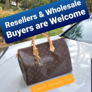 We are open to Resellers and Wholesale Buyers!